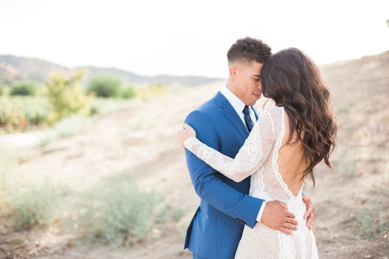 Paso Robles California Wedding Fine Art Photography Bride Groom